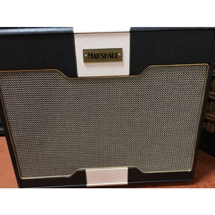 Full frontal view of a Pre-Loved Marshall Astoria Custom Build 1 x 12  Cabinet