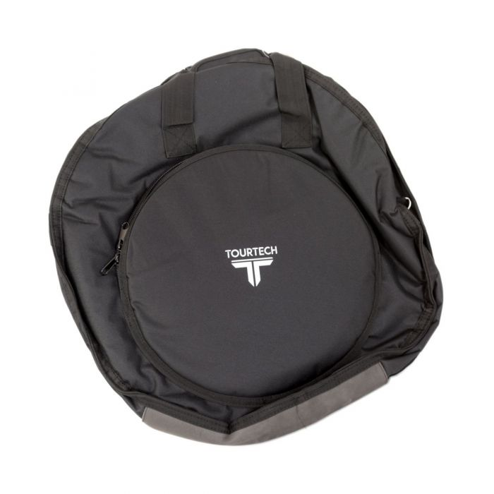 TourTech Padded Cymbal Bag with Dividers