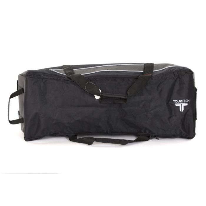 Top View of TourTech Drum Hardware Bag