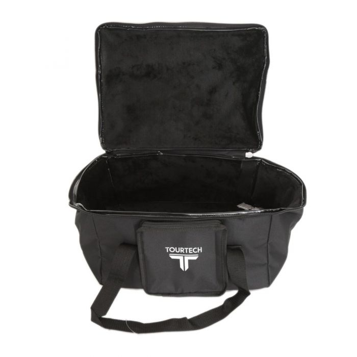 Open TourTech Double Pedal and Bongo Bag