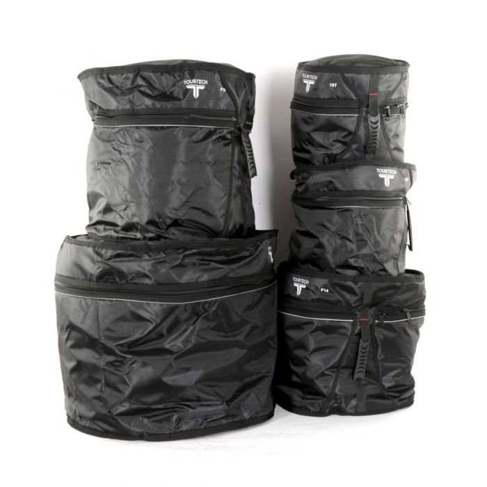 TourTech TT-TTBS-2 Drum Bag Set