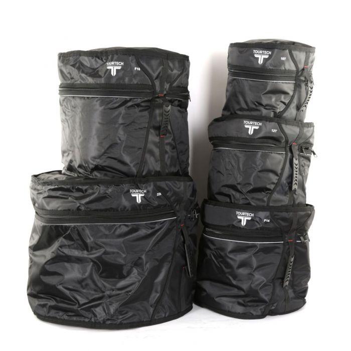 TourTech TT-TTBS-3 Drum Bag Set