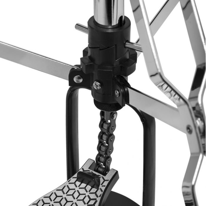 TourTech Double Braced Hi-Hat Stand Chain Drive