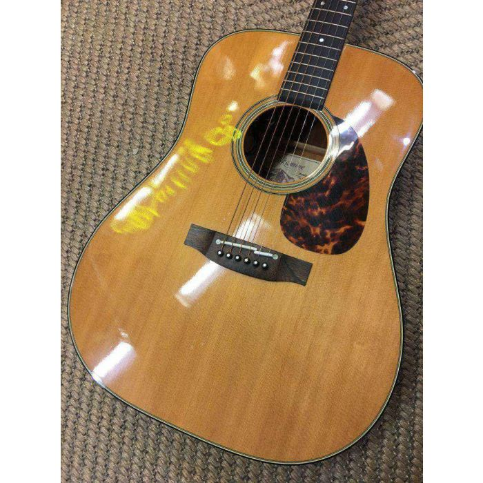 Takamine TF340SBG Tradesman Full Front Body View