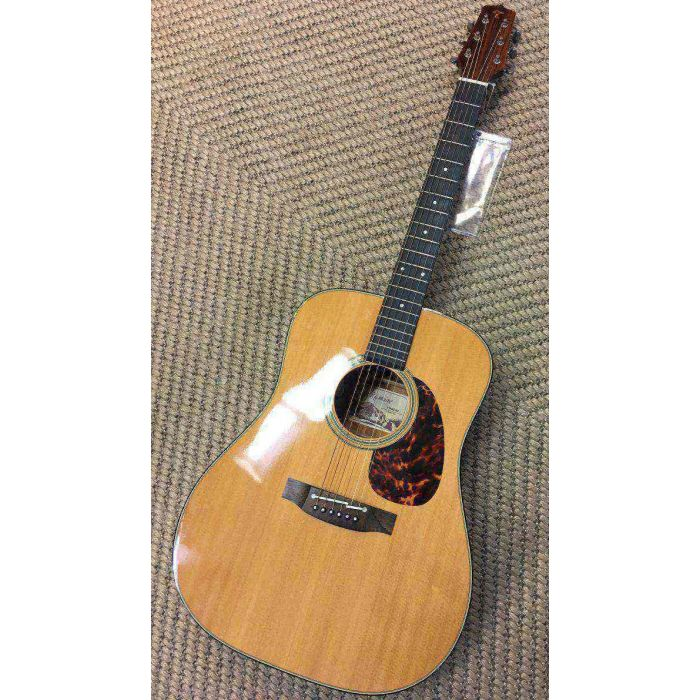 Takamine TF340SBG Tradesman Full Front View