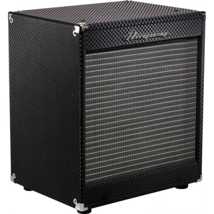Front right-angled view of a Ampeg PF-112HLF 1x12 200W Bass Speaker Cabinet