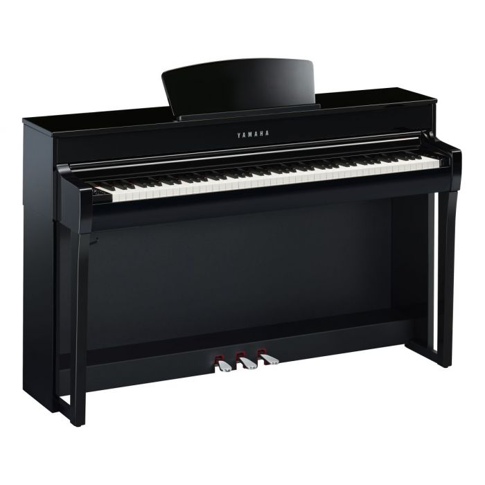 Yamaha CLP-735 Digital Piano Polished Ebony