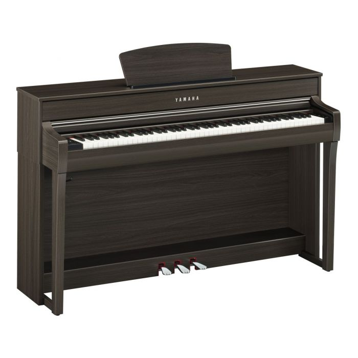 Yamaha CLP-735 Digital Piano Dark Rosewood