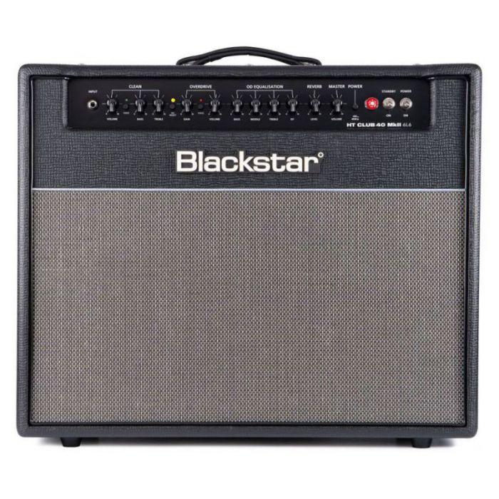 Blackstar HT-Club 40 MkII 6L6 40w Combo Front View