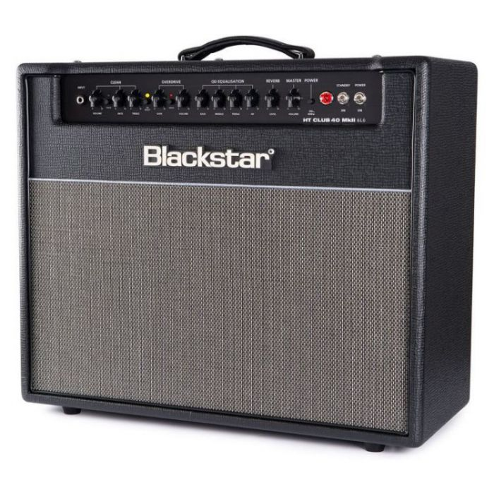 Blackstar HT-Club 40 MkII 6L6 40w Combo Front  Right View