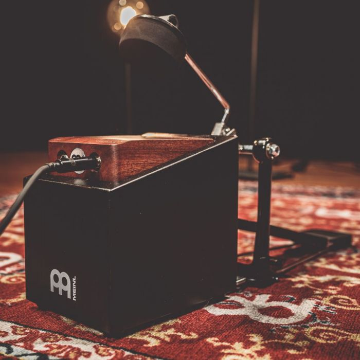 Meinl Percussion Stomp Box Set In Use