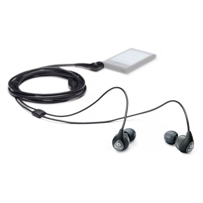Shure SE112 Sound Isolating In-Ear Headphones with Lead