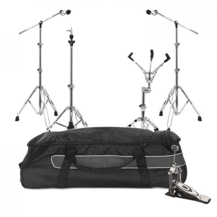 TourTech Drum Hardware Pack