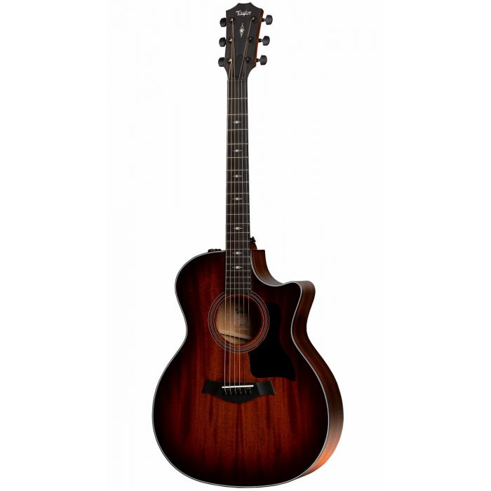 Front View of Taylor 324ce V-Class Electro Acoustic Guitar