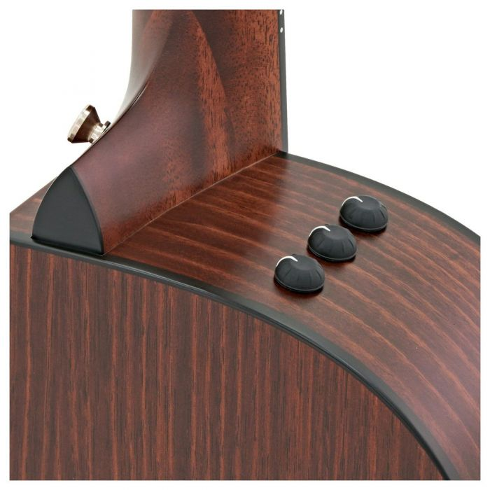 Pickup Controls of Taylor 324ce V-Class Electro Acoustic Guitar