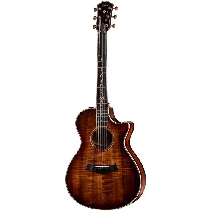 Taylor K22ce Grand Concert Electric-Acoustic Guitar