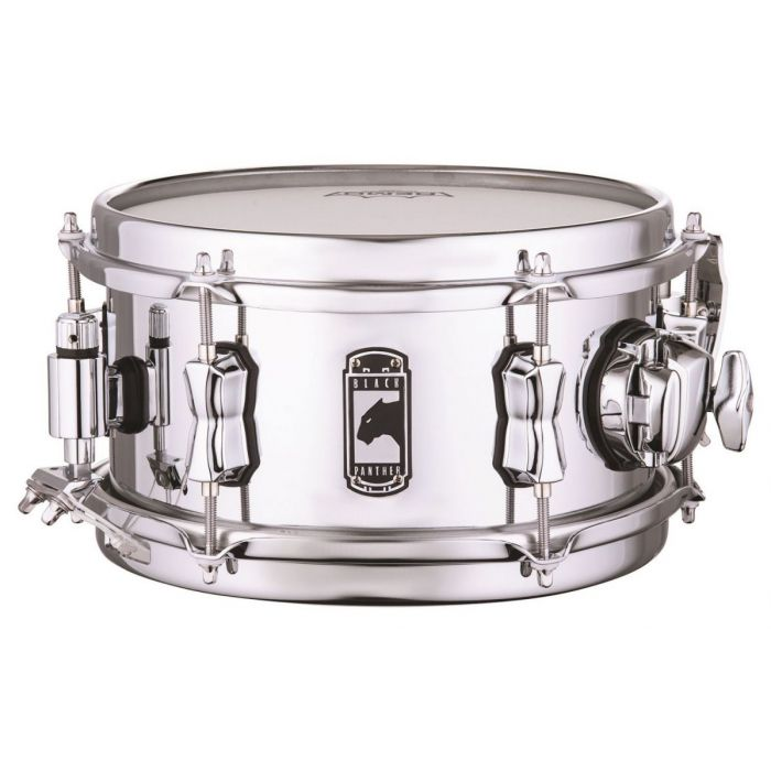 Full view of a Mapex Black Panther Wasp Snare Drum