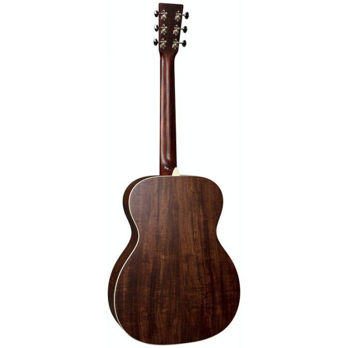 Martin 00016E Granadillo Electro Acoustic Full Rear View