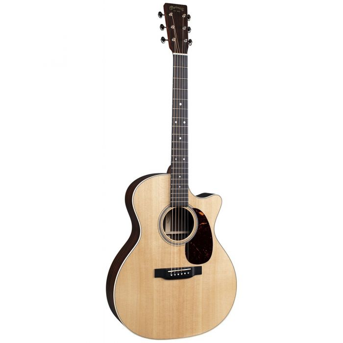 Martin GPC16E Rosewood Electro Acoustic Full Front View