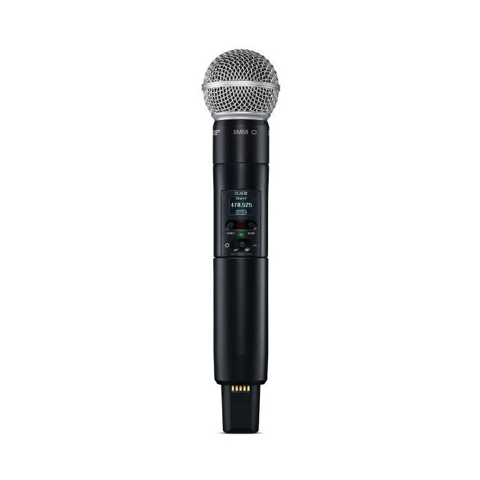 Wireless SM58 Transmitter Microphone