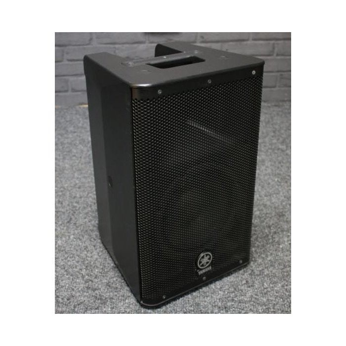 B Stock Yamaha DXR8 Active PA Speaker Front Angled View