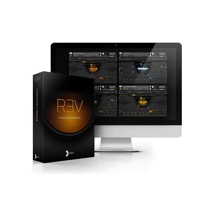 Output REV Reverse Engine for Kontakt Software Download