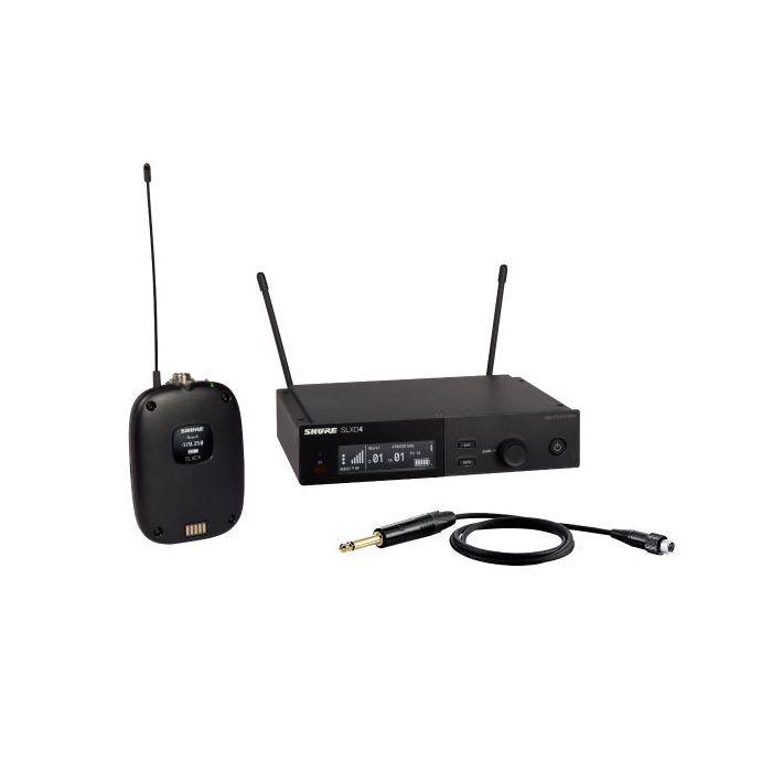 Shure SLX-D SLXD14 Wireless Instrument System