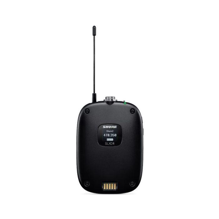 Shure SLXD1 Bodypack Transmitter
