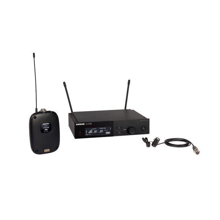 Shure SLX-D Wireless Lavalier System