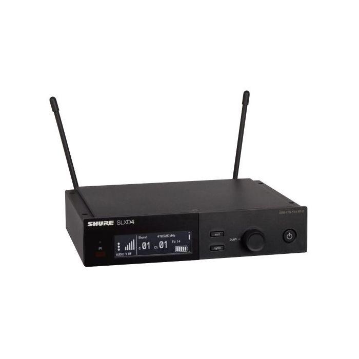 Shure SLXD4 Wireless Receiver