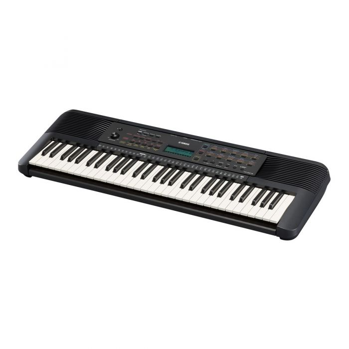 Yamaha PSR-E273 Portable Keyboard Front and Top View
