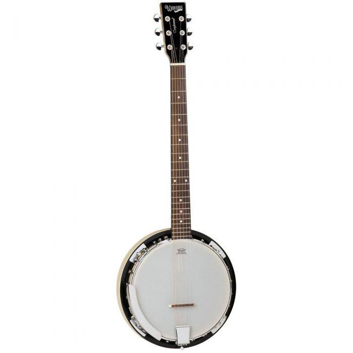 Tanglewood TWB 18 M6 6-String Banjo Front View
