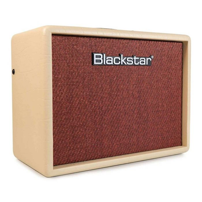 Blackstar Debut 15E Combo Guitar Amplifier Front Angled