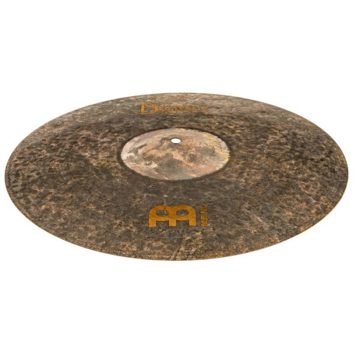 Meinl Byzance 18 Extra DRY Thin Crash Front Angled View