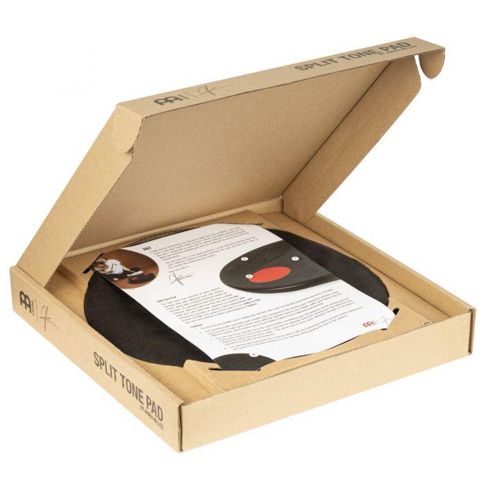 Meinl Split Tone Practice Pad In Packaging