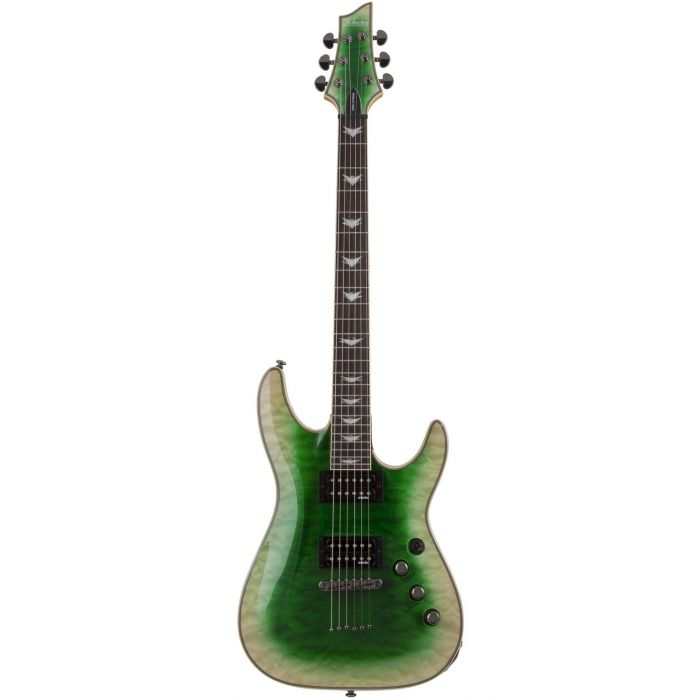 Schecter Omen Extreme-6 Manalishi PMT Exclusive Electric Guitar