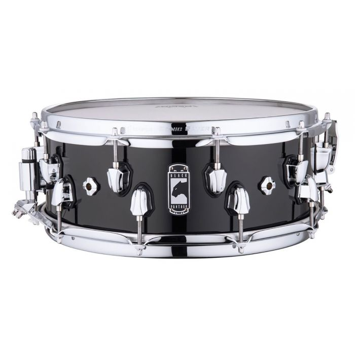 Full view of a Mapex Black Panther Nucleus Snare
