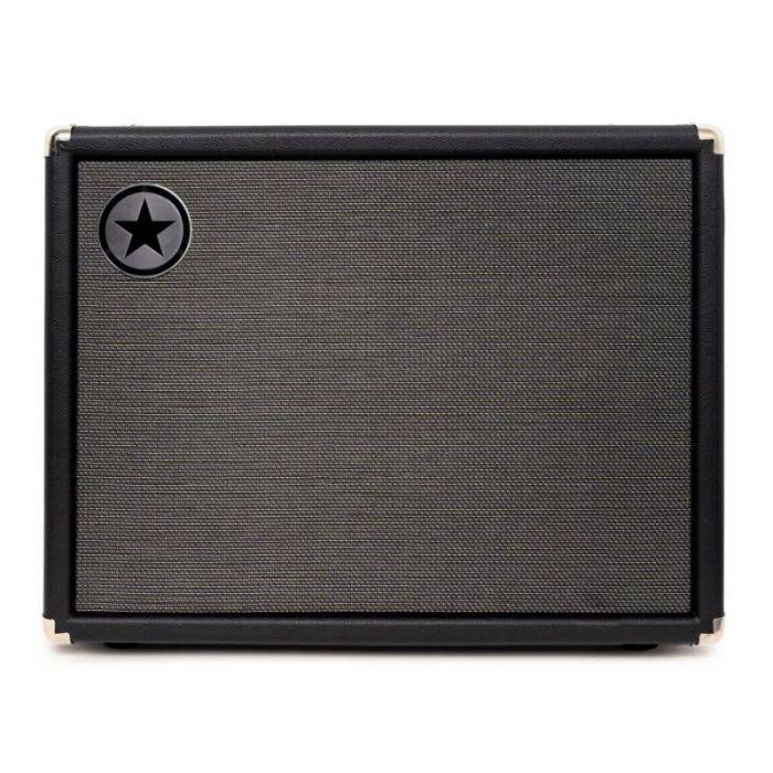 Full frontal of a Blackstar Unity 210C Elite 2 x 10 Passive Bass Cabinet