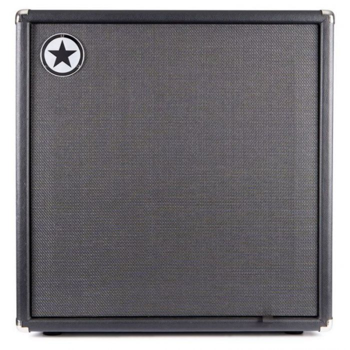 Full frontal view of a Blackstar Unity 410C Elite 4 x 10 Passive Bass Cabinet