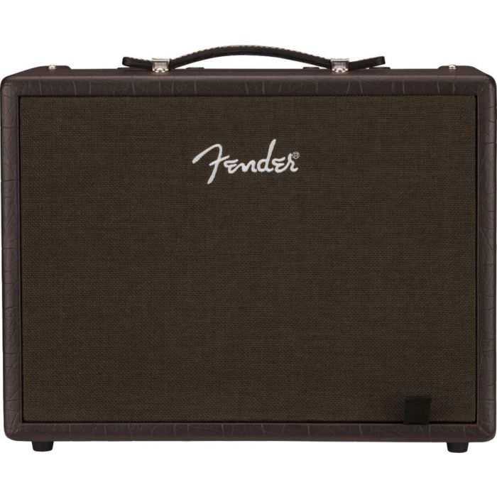 Full frontal view of a Fender Acoustic Junior Guitar Amplifier
