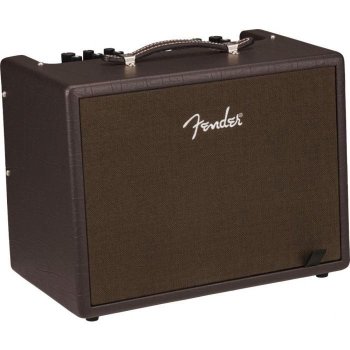 Front-tilted view of a Fender Acoustic Junior Guitar Amplifier
