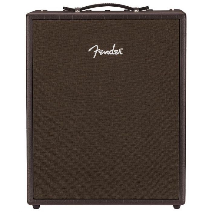 Full frontal view of a Fender Acoustic SFX II Acoustic Guitar Amplifier