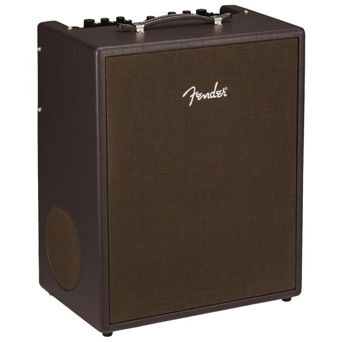 Front angled view of a Fender Acoustic SFX II Acoustic Guitar Amplifier
