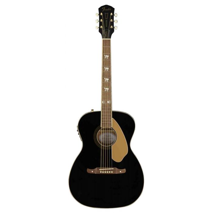 Fender Tim Armstrong 10th Anniversary Hellcat Electro-Acoustic Guitar