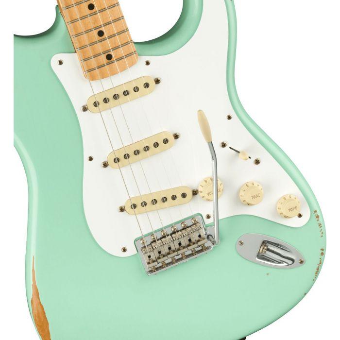 Fender Roadworn 50s Stratocaster SFG Body