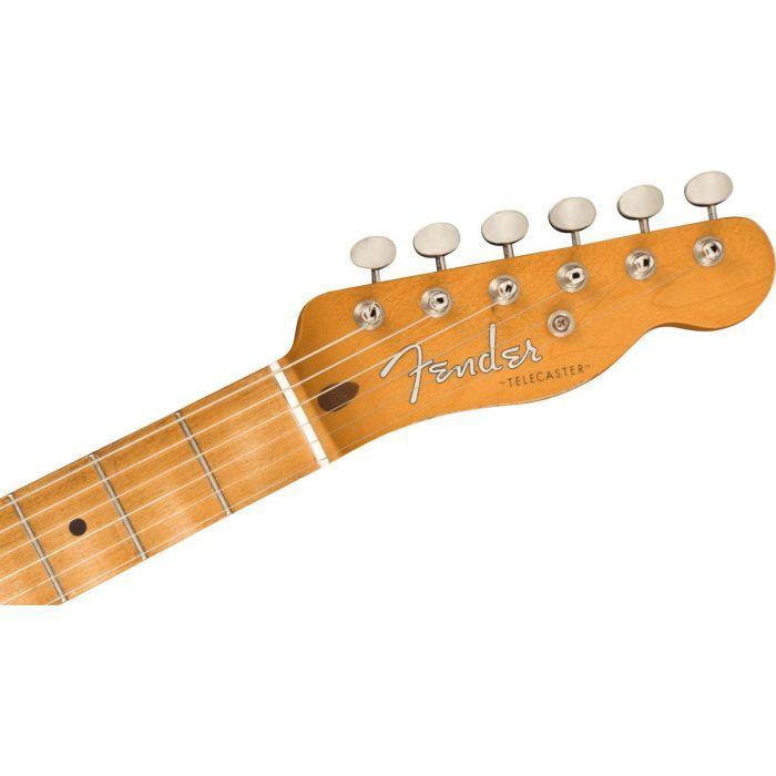 Fender Roadworn 50s Telecaster VBL Headstock