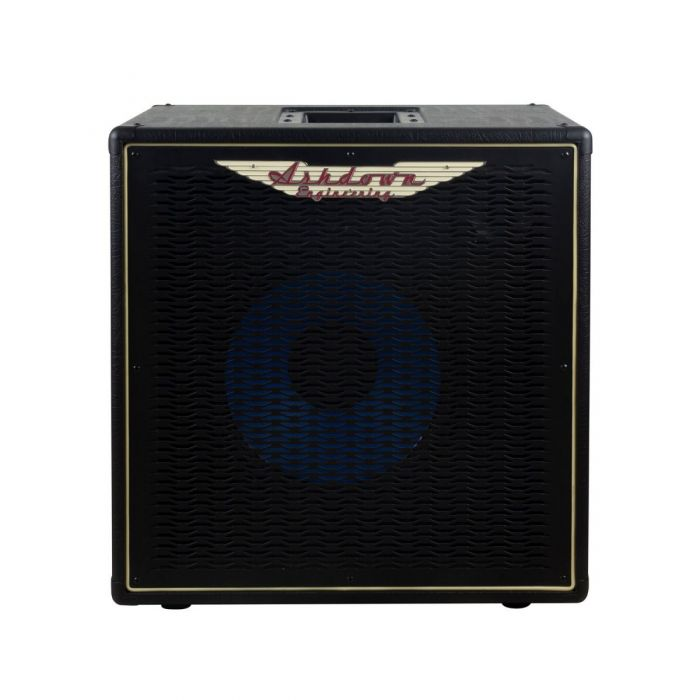 Full frontal view of a Ashdown ABM 112H-EVO IV-Pro Neo Bass Combo Amp