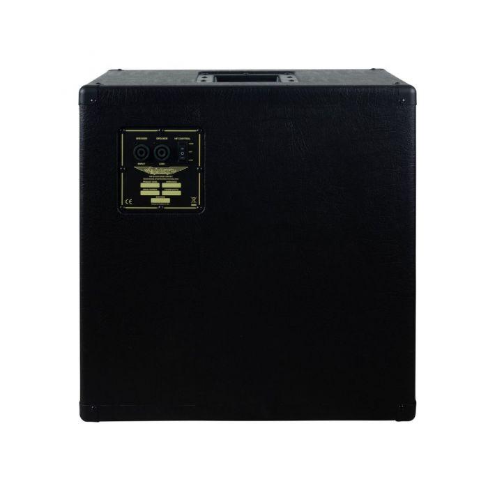 Full rear view of a Ashdown ABM 112H-EVO IV-Pro Neo Bass Combo Amp