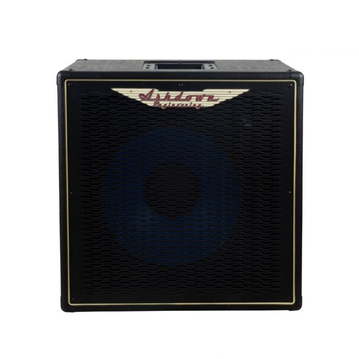 Full frontal view of a Ashdown ABM 115H-EVO IV-PRO Neo Bass Cabinet