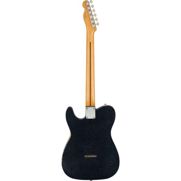 Back of Fender Brad Paisley Esquire Signature Guitar